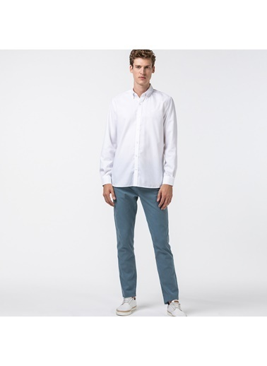 Lacoste Erkek Slim Fit Pantolon HH0005T.05M Mavi